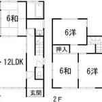1階リビング(間取)